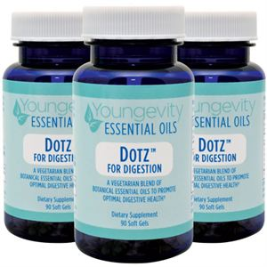 Picture of Dotz™ for Digestion - 90 soft gels (3 Pack)